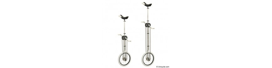 Tall Unicycles