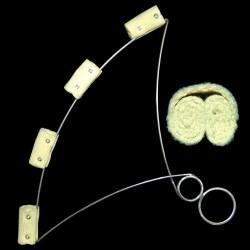 Leques de Fogo Espiral K2
