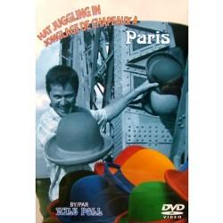 DVD Nils Poll Hat Juggling in Paris
