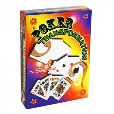 The Poker Transformation - Baralho Mágico