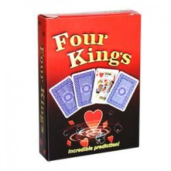 Os 4 Reis - Baralho Mágico