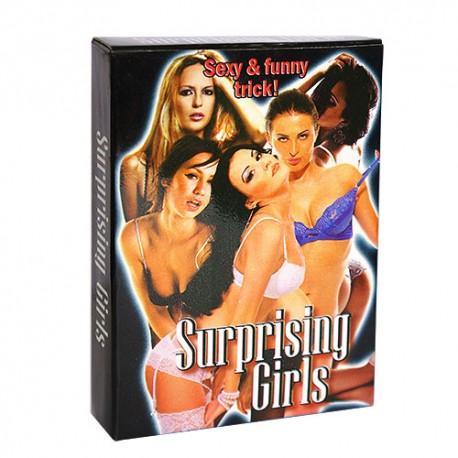 Surprising Girls - Baralho Mágico