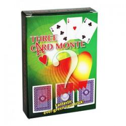 Three Card Monte - Baralho Mágico
