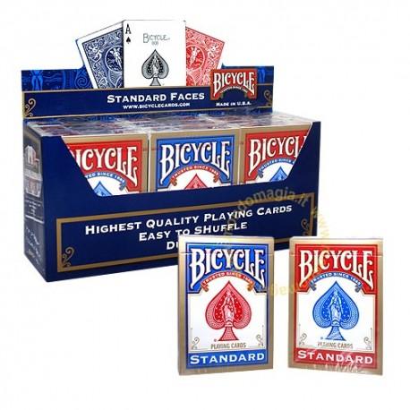 Baralho Bicycle Poker - Azul ou Vermelho
