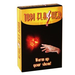 Topi Flasher - Fogo das mãos