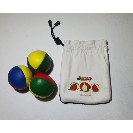 Pack 3 Bolas iniciação
