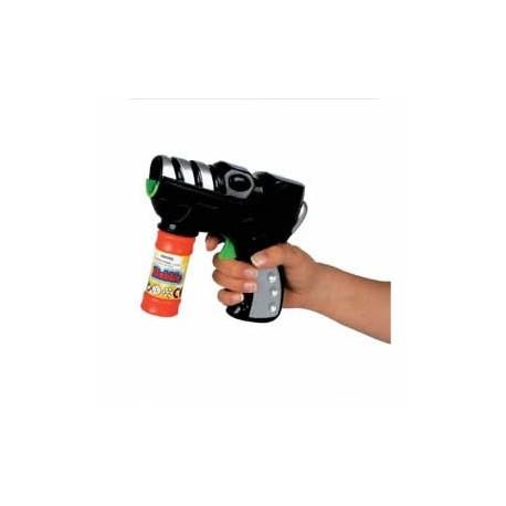 Pistola de Bolas de sabão