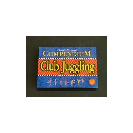 Compendium of Club Juggling