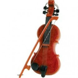Mini Violino elétrico