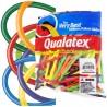 Balões de modelar 1 cor Qualatex