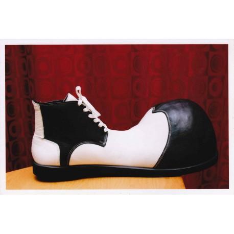 Sapatos Palhaço em Couro Tam. 40-44